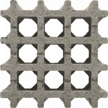 Aquadrain 30x30x8cm gris