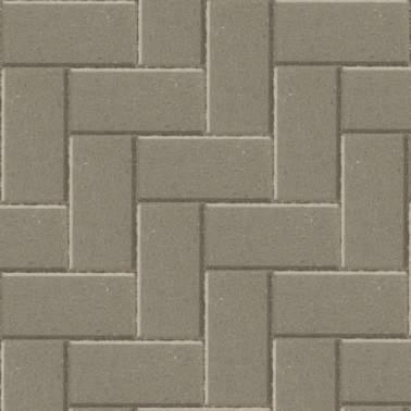 Betonklinker 21x10,5x6cm grijs