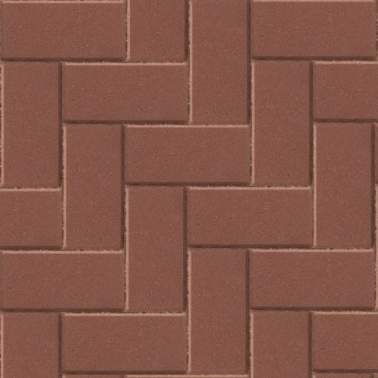 Betonklinker 21x10,5x8cm KOMO rood