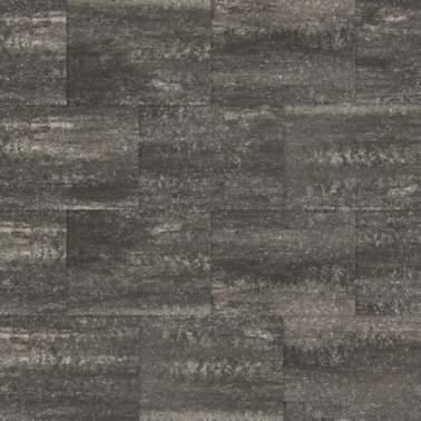 60plus 30x40x6cm soft comfort zwart grijs