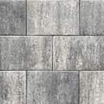 60plus 30x40x6cm soft comfort grezzo grijs zwart