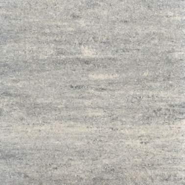 60plus 50x50x4cm soft comfort grezzo grijs zwart
