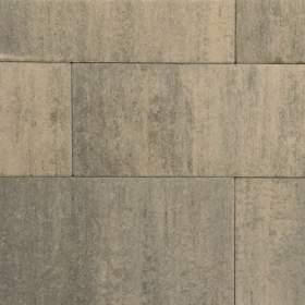 60plus banenverband 8cm soft comfort grezzo grijs zwart