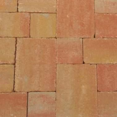 Abbeystones in wildverband 6cm toscaans