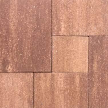 Terrasverband+ 4cm marrone