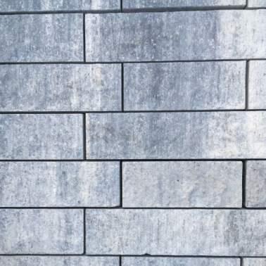 Rock Walling leisteen grezzo