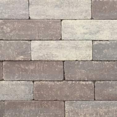 Romano Antico stapelblok 33x11x8cm grigio