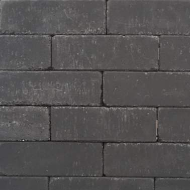 Romano Antico stapelblok 33x11x8cm nero antraciet