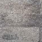 Granibiels 15x14x60cm granietgrijs
