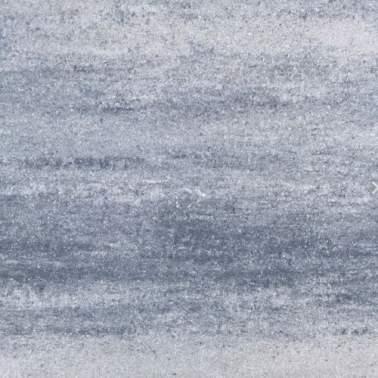 Tuintegel 60x60x4cm grijs zwart