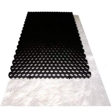 Grindplaat 120x80x3cm zwart