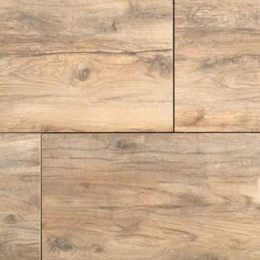Kera Twice 45x90x5,8cm Paduc Oak