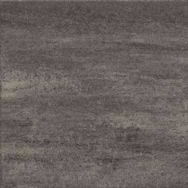 60plus 60x60x4cm soft comfort zwart grijs