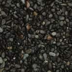 Beach pebbles black 8-16mm Bigbag 1000kg