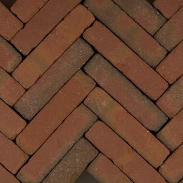 Gebakken waalformaat Art Bricks 20x5x6,5cm Fabritius