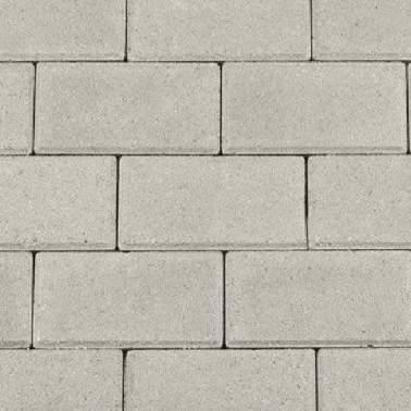 Betonklinkers 21x10,5x6cm grijs