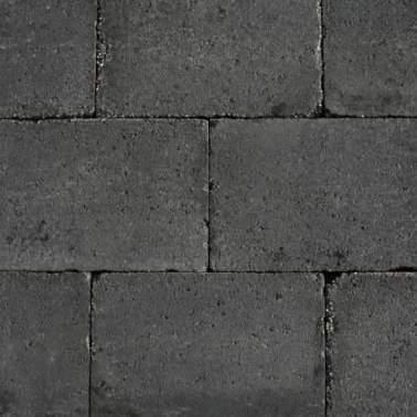 Abbeystone 20x30x6cm nero antraciet