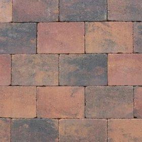 Abbeystone 20x30x6cm zomerbont