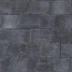 Koppelstones 21x14x6cm nero antraciet
