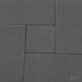Terrasverband+ 4cm nero antraciet