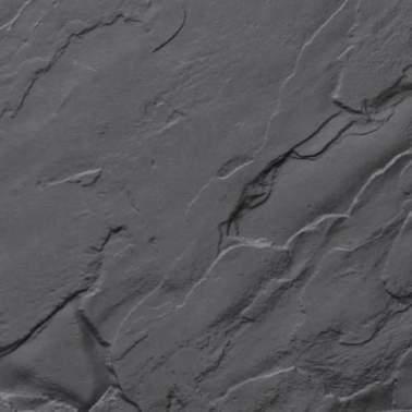 Pizarra 70x70x3cm nero antraciet