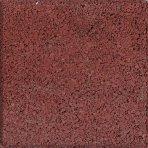 Pasblokje 20x20x5cm rood struktuur