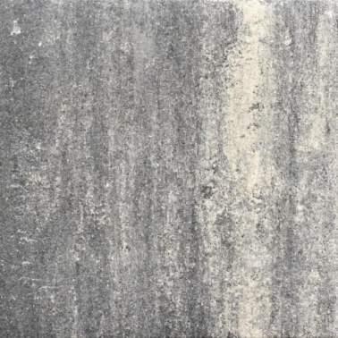 60plus 60x60x4cm soft comfort leisteen grezzo grijs zwart
