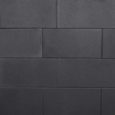 60plus 30x60x6cm soft comfort nero antraciet