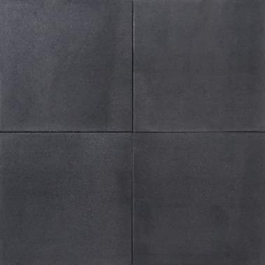 60plus 60x60x6cm soft comfort nero antraciet