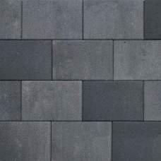 Straksteen 20x30x6cm grijs antraciet