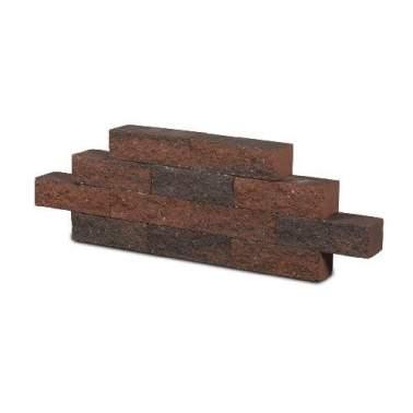 Catrock strak bruin zwart 31x11,5x10cm
