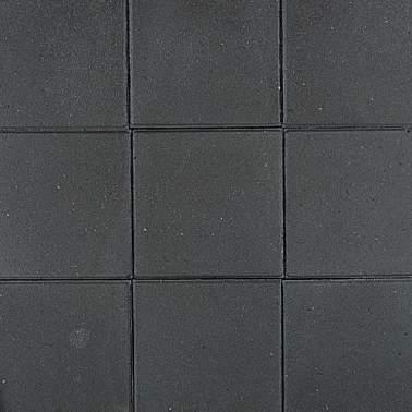 Betontegel 30x30x4,5cm antraciet