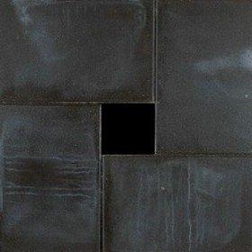 Betontegel 40x60x5cm antraciet zonder facet