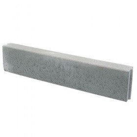 Opsluitband 10x35x100cm grijs