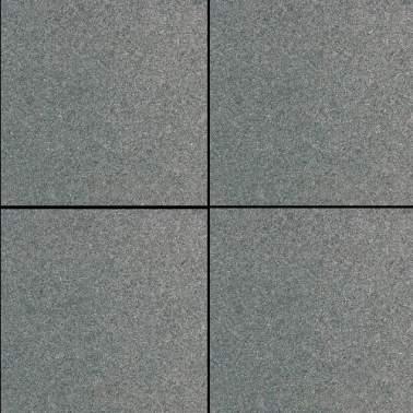 President 50x50x3cm gevlamd geborsteld dark grey
