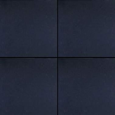 President 60x60x2,5cm Leather Black Diamond