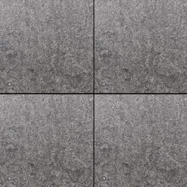 Siam Bluestone 50x50x2,5cm gevlamd geborsteld